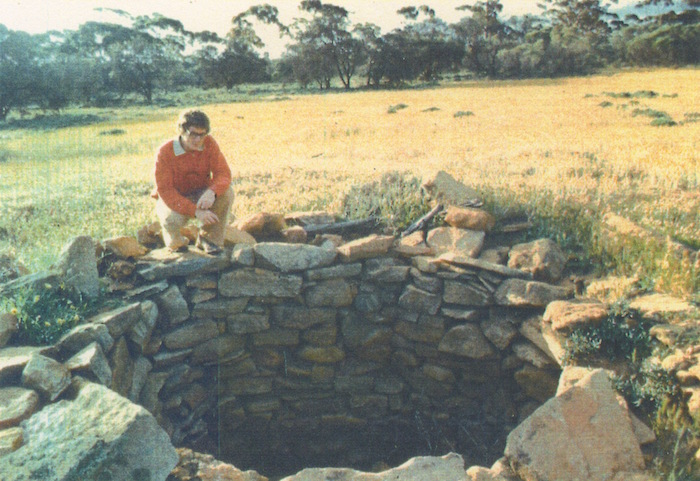 Boodalin Soak September 1980. Photo by Simon Keane.
