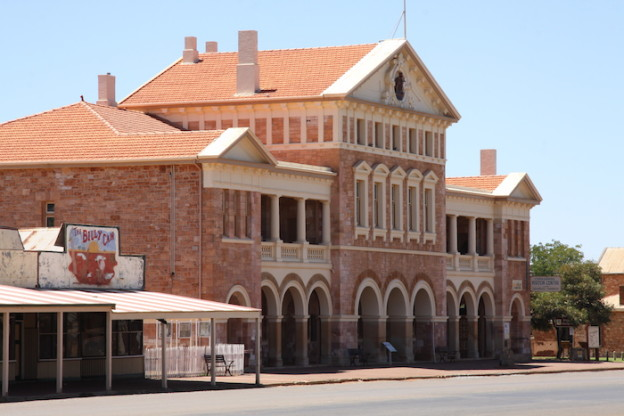 Coolgardie Town Hall.