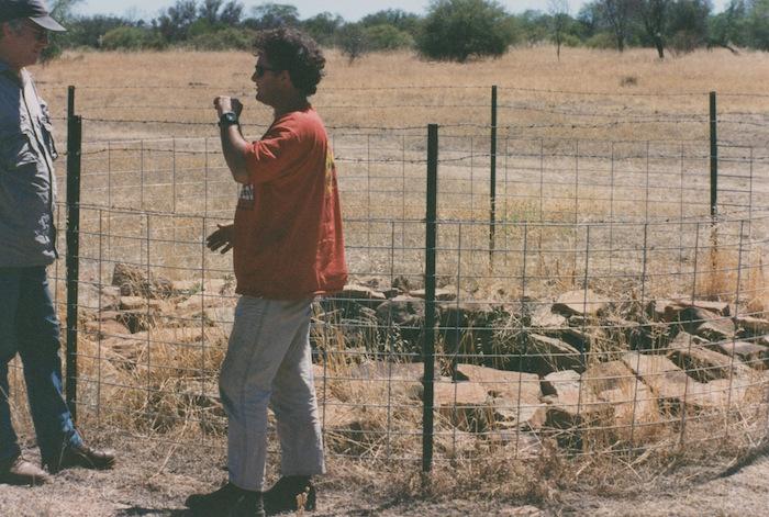 Bodallin Well in 1995.