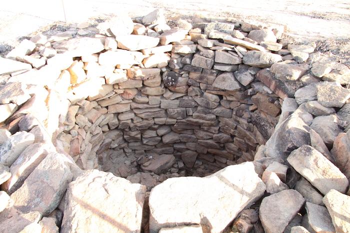 Hunt's Well at Boodallin Soak