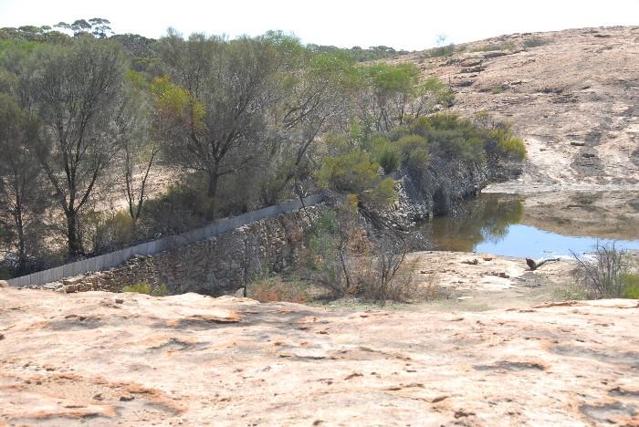 Cave Hill Dam