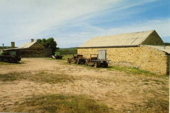 Homestead at Cocanarup.
