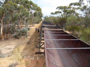 Viaduct at Karalee.
