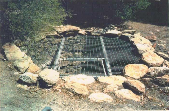 Koorkoordine Well February 1991. Photograph by Water Authority Western Australia.
