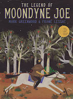 Cover of The Legend of Moondyne Joe.