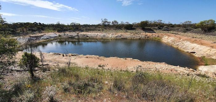 Woolgangie Reservoir