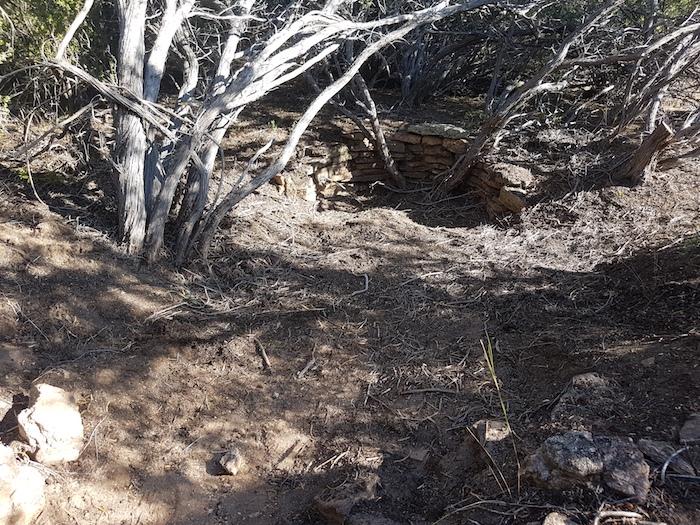Hunt's Well at Yerdanie.